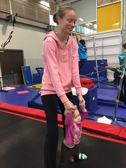 """Dani Bounces with Mommy in Her Gym Kittens Gymnastics Class • <a style=""""font-size:0.8em;"""" href=""""http://www.flickr.com/photos/109120354@N07/37662270544/"""" target=""""_blank"""">View on Flickr</a>"""
