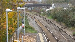Waiting for something... what will it be? (johnpaddy22) Tags: iet iep new train revenue passengers bristol severntunnel