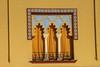 Cordoba Curtains (Bruce Poole) Tags: cordoba andalucia andalou alcazar windowsanddoors window finetre fenster curtains yellowcurtains arabic moorish moorishwindow brucepoole spain espagna yellow yellowandblue brucesspace
