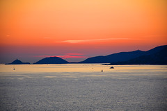 Sundown by the Coast (Liwesta) Tags: sunrise sundown coast ocean sea romantic beautiful