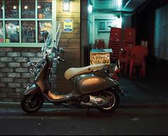 ' (june1777) Tags: snap street seoul hongdae night light pentax 67 105mm f24 kodak portra 800 expired