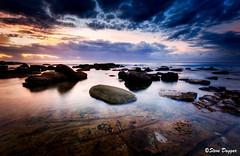 0S1A9300enthuse bcopy (Steve Daggar) Tags: copacabana sunrise landscape seascape longexposure nswcentralcoast moody
