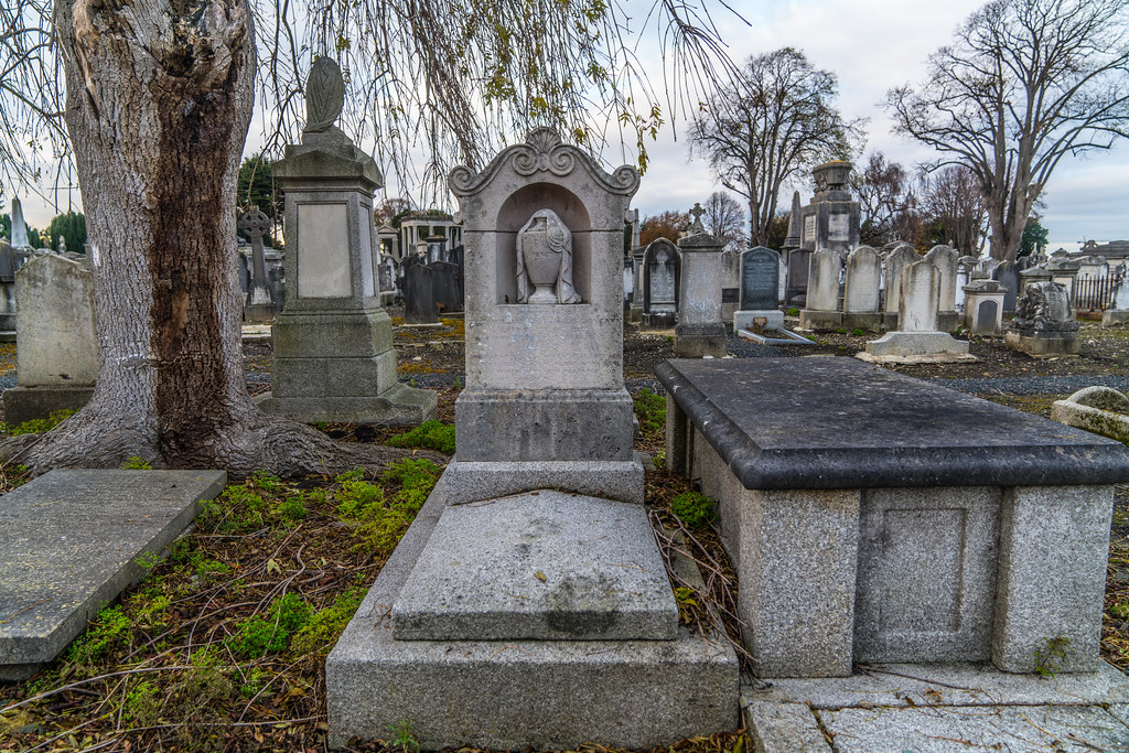 MOUNT JEROME CEMETERY IS AN INTERESTING PLACE TO VISIT [IT CLOSES AT 4PM]-134278