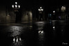 2017.02.14 - 0501 (MarianDiazRAM) Tags: 2017 barcelona farolas invierno nikond5100 reflejos sombras fotografíanocturna barcelonaexperience