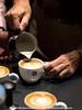 Pourfect (Bitter-Sweet-) Tags: vegan drink beverage hot coffee espresso caffeine brewed latte shots illy sanfrancisco california cafe crema dairyfree nondairy barista latteart foam steamed