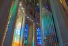 Colors in Sagrada Familia 4 (ericlc photos) Tags: fz1000 barcelona sagrada familia