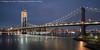 Manhattan Bridge (20171126-DSC03889-Edit) (Michael.Lee.Pics.NYC) Tags: newyork empirestores empirefultonferry eastriver manhattanbridge williamsburgbridge night longexposure lighttrail traffictrail fdrdrive brooklynbridgepark bridge architecture cityscape river aerial sony a7rm2 zeissloxia21mmf28