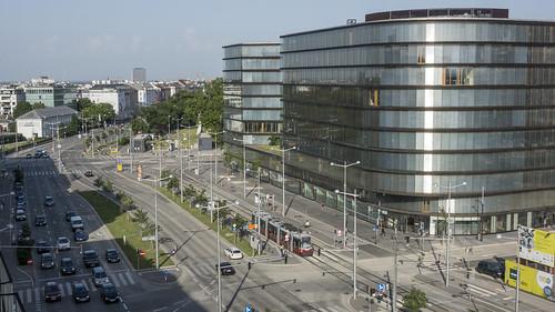 Former Wien Südbahnhof