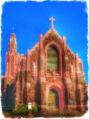 Sunday morning... (Sherrianne100) Tags: sundaymorning sunday colorful church flagstaffarizona flagstaff arizona
