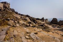 golkonda fort (Krishna Rao D) Tags: golkonda fort ruined historical landscape