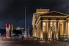 Brandenburg Gate (Tony_Brasier) Tags: bus nikon night cold berlin germany d7200 people dark buildings brandenburg gate sigma 1750mm location lovely