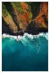 Nā Pali Coast, Kaua'i, Hawai'i (danny wild) Tags: hawaii kauai island ocean pacific napalicoast waimea aloha mahalo hawaiian canyon coast nature rugged wild