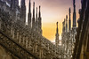2017 Duomo (jeho75) Tags: sony ilce 7m2 zeiss italien italy italia milano mailand sonnenuntergang sunset duomo dom architektur architecture roof dach