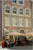 Restaurant brasserie Aruna à Roermond, Limbourg, Pays-Bas (claude lina) Tags: claudelina canon paysbas hollande nederland limburg limbourg roermond roermonde maison house aruna