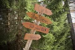 Plan Bocon (bulbocode909) Tags: valais suisse ravoire panneaux montagnes nature forêts arbres vert orange automne planboccon