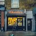 London, Charlie's barber shop