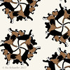 Design Challenge entry: 'Busby Beagles by Su_G' design detail (part-only) (Su_G) Tags: sug spoonflower 2017 designimagedetail designdetail detail beagle beagles hound hounddog dog domesticdog canine pet mansbestfriend designchallenge spoonflowerdesignchallenge spoonflowercontest beaglebeige beige offwhite busbybeaglesbysug busbybeagles dancing dancingdogs cushions pillows softfurnishing softfurnishings homedecor homefurnishing homefurnishings interiordecor interiordecoration fun humor humour quirky animal