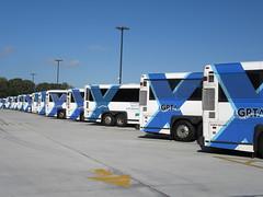 Xpress Buses (TheTransitCamera) Tags: xpress grta georgiaxpress commuter coach service publictransit transit transportation transport travel bus network mci motorcoachindustries d4500