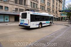 Winnipeg Transit (awstott) Tags: winnipegtransit bus d30lf newflyer winnipeg transit new flyer 911