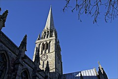 St Patrick's Church (brianarchie65) Tags: stpatricks patrington holderness thequeenofholderness spires clock clocktower bleakhouse