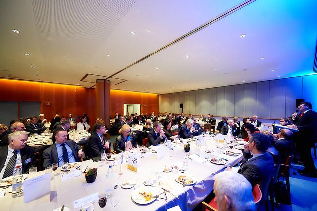 EEF Dinner Debate January 2017