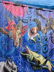 Back of 2425 Main Street (Mariko Ishikawa) Tags: canada britishcolumbia vancouver mountpleasant mural art streetart publicart