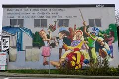 156 East 7th Avenue (Mariko Ishikawa) Tags: canada britishcolumbia vancouver mountpleasant mural art streetart publicart