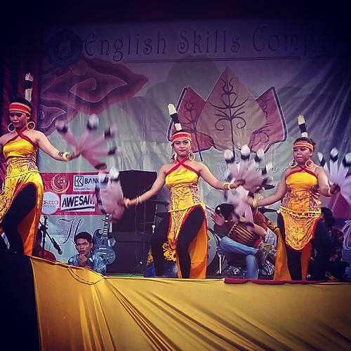 West Borneo Hornbill Dance