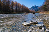 Autumn in Kamikochi (leoshop) Tags: kamikochi rocks river autumn fall nagoya japan sony a7r2 gitzo fe1635z trees