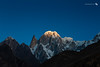 FIRST LIGHT (hisalman) Tags: ladyfinger ultarsar gilgit hunza baltistan pakistan mountain peak nature hisalman firstlight morning