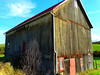 The Old Hutchison Farm (e r j k . a m e r j k a) Tags: pennsylvania washington hickory barn farm 1909 roadside country rural pa50 weathered erjk explore