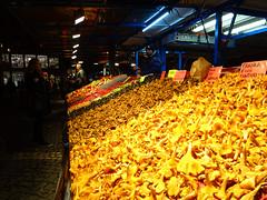 Cantharel market Stockholm (Odddutch) Tags: cantharel stockholm sweden zweden paddestoel markt market