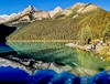 Lake Louis Reflection (mtm2935) Tags: banff canadianrockies glaciers icefieldparkway lakelouise mountains