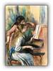 Jeunes filles au piano - 1892 (Renoir) (Jean-Louis DUMAS) Tags: artistique artiste art peintre peinture