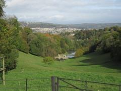 A View of Bath From Prior Park (cazjane97) Tags: bath priorpark priorparklandscapegardens ralphallen 1700s palladianbridge landscaped october