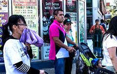 Soft Serve with a Twist (klauslang99) Tags: streetphotography klauslang toronto people