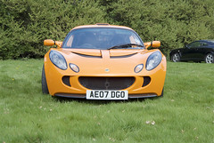 DSCF0060 - 2011-04-22 at 14-17-28 (John McCulloch Fast Cars) Tags: exige lotus marlow ae07dgo orange