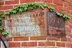 L.J. Kingsley Company, Binghamton, NY (Robby Virus) Tags: binghamton newyork ny upstate lj kingsley co company industry industrial wholesale hardware carriages farm equipment brick building