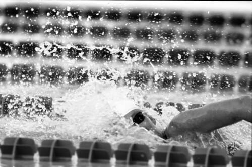 123 Swimming EM 1991 Athens
