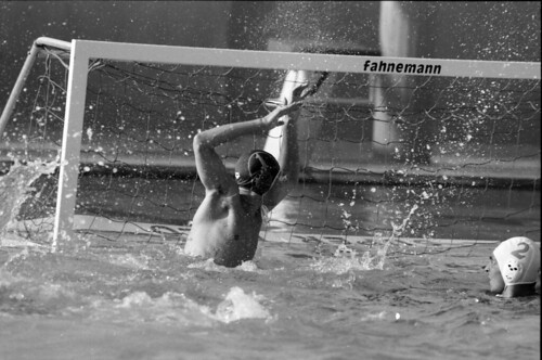 079 Waterpolo EM 1991 Athens