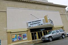 Forum Theatre, Binghamton, NY (Robby Virus) Tags: binghamton newyork ny upstate forum theatre theater cinema movies marquee performing arts orchestra pops capri
