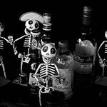 Día de Muertos altar. thumbnail