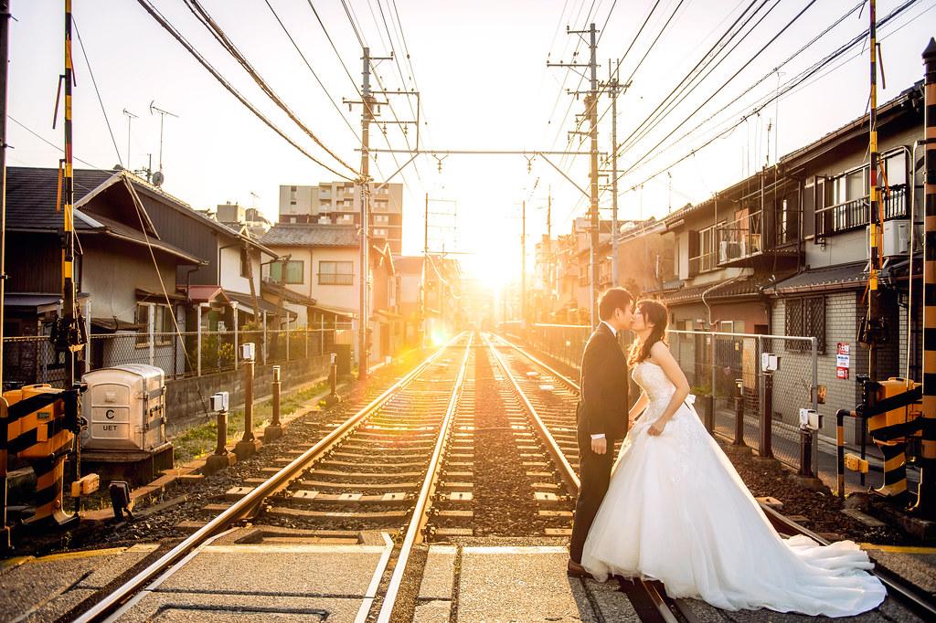 京都櫻花婚紗 奈良櫻花婚紗拍攝
