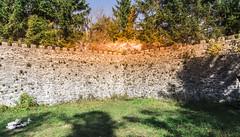 Hrušica, Roman fortress ruins (rlubej) Tags: hillsmountains history fortress ruins colors notranjska kras
