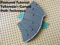 Latest Featured Tutorial! (soccersnyderi) Tags: lego moc creation path design technique tutorial