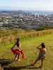 Honolulu (Alexander Prikhodko) Tags: honolulu diamondhead hawaii girls
