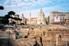 Mastrogiac337700-R1-050-23A (elsuperbob) Tags: rome roma ruins lazio italy italia foriimperiali imperialfora trajanscolumn architecture romanarchitecture ancientroman kodak ektar100 kodakektar100 olympusxa