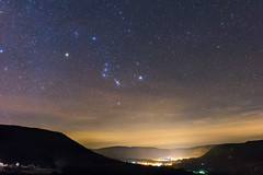 Orion Constellation (benitoorion) Tags: lessalelles occitanie france fr chanac languedocroussillon midipyrénées massifcentral lozere nikon nikond7200 nikkor nightscape astronomy astrophotography astrophoto space solarsystem orion countryside landscape longexposure valley