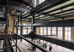 Power House (mgsmith) Tags: 2017 building powerhouse steam burroughs albertkahn detroit architecture geotagged steel pluymouth michaelgsmith michigan plymouth usa us