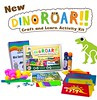Dinosaur Arts and Crafts kit supplies for kids & preschooler includes: Dab & Dot Markers, Stencils, Mosaic, Sketch book, pom poms, googly eyes & pipe cleaners -A busy box of activities over 100 pieces (saidkam29) Tags: activities arts book busy cleaners crafts dinosaur eyes googly includes kids markers mosaic over pieces pipe poms preschooler sketch stencils supplies